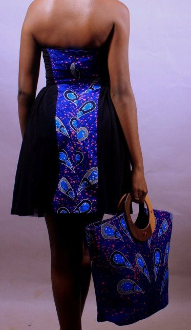 cratrice revient collection pagne trs beaux sacs wax vente prive cadre mois femmes africaines usure africain