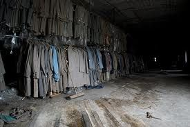 The abandoned Lebow Clothing Factory, Baltimore