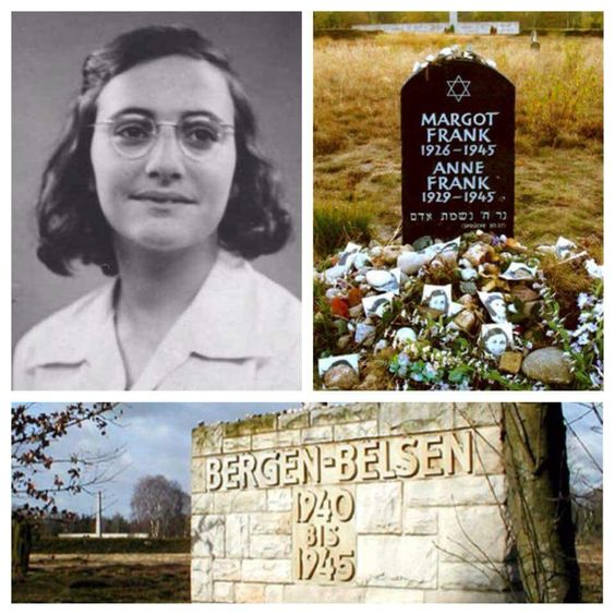 explore anne frank holocaust 1 holocaust and more margot frank bergen ...