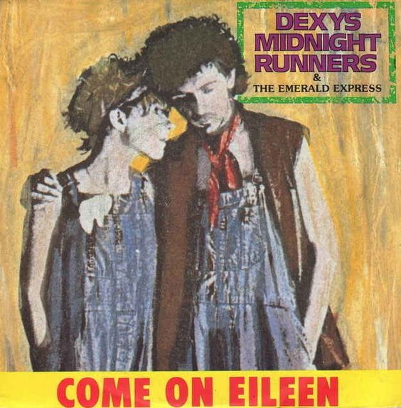 "Dexys Midnight Runners ""Come On Eileen"" 