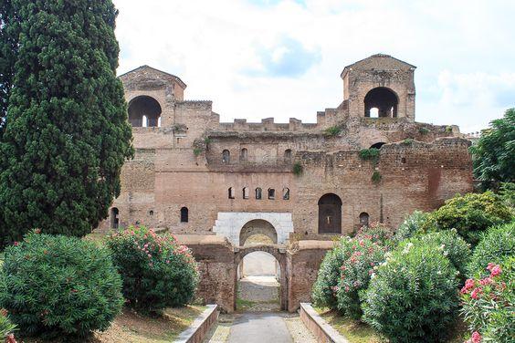 Porta Asinaria - Roma