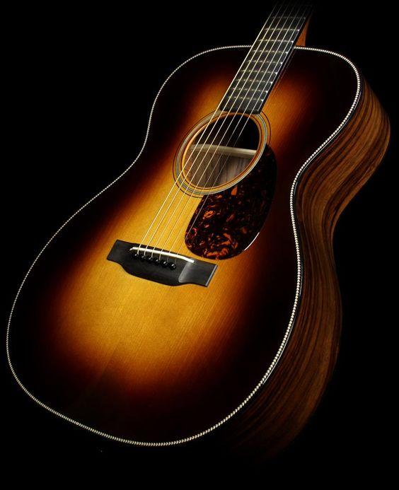 Martin Custom Shop OM-28 East Indian Rosewood Acoustic