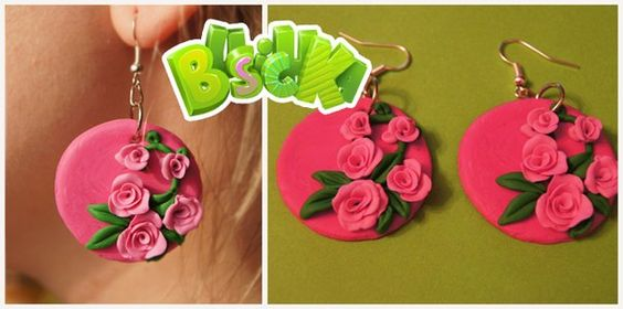 Material: polymer clay Fimo, metal furniture. The color and size of your choice.