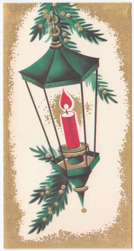 Vintage Candle Lanterns 45