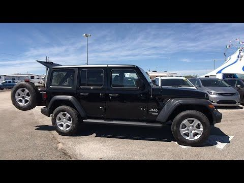 2018 Jeep Wrangler Unlimited Orlando Deltona Sanford Oviedo Winter Park Fl W127403 Fieldscjdr Sanford Florida Suv Suv Car Car