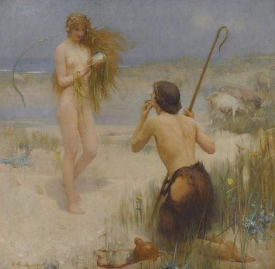 sea maiden - Google Search