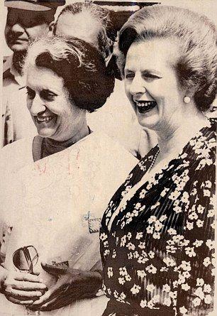 Amistades peculiares: Indira Gandhi y Margaret Thatcher, las dos damas de hierro