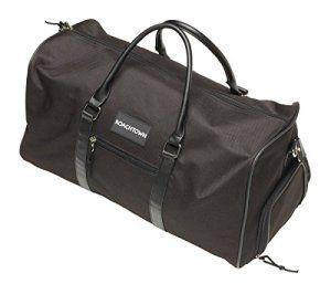 Grand sac HAUT DE GAMME de qualité pour le sport sac de marin sac fourre-tout de voyage d'une nuit, sac de voyage de week-end, bagage de…
