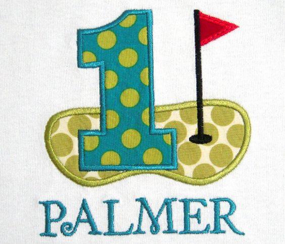 1000+ Ideas About Golf First Birthday On Pinterest