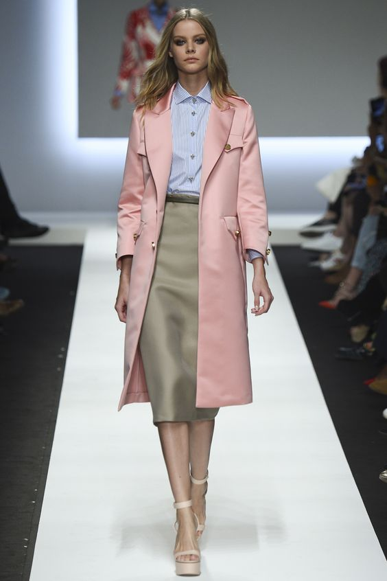 "Ermanno Scervino Spring 2016 Modest doesn't mean frumpy. Sign up for modest fashion tips: www.ColleenHammond.com Do your clothing choices, manners, and poise portray the image you want to send? ""Dress how you wish to be dealt with!"" (E. Jean):"
