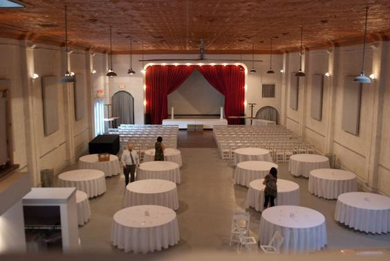 Ceremony And Reception In Same Room: Wedding Reception And Ceremony In Same Room