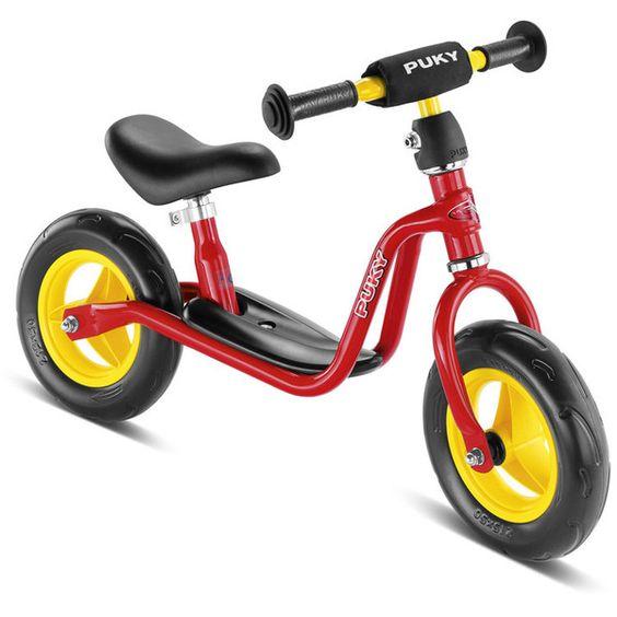 Puky Lrm Learner Balance Bike Red