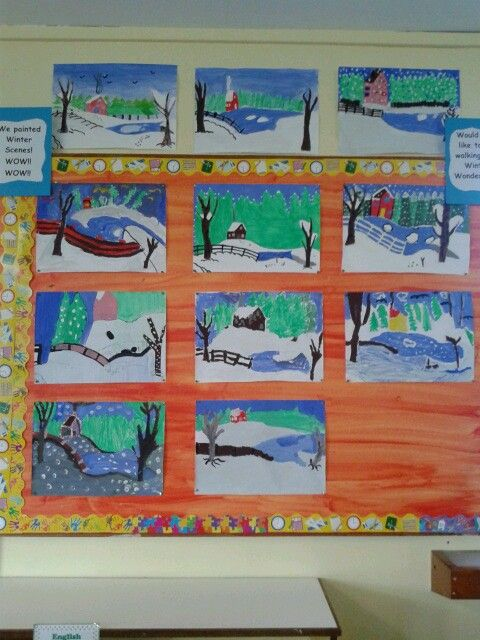 Winter art for senior primary classes...incorporates detail, linear perspective, sketching & use of tone :-):