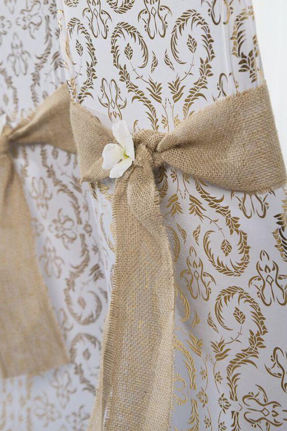Burlap Ribbon 4 X 100 Yards Long Burlap Roll Perfect For Weddings Tie Backs Sashes Wreaths Table Burlap Ribbon Burlap Rolls Burlap