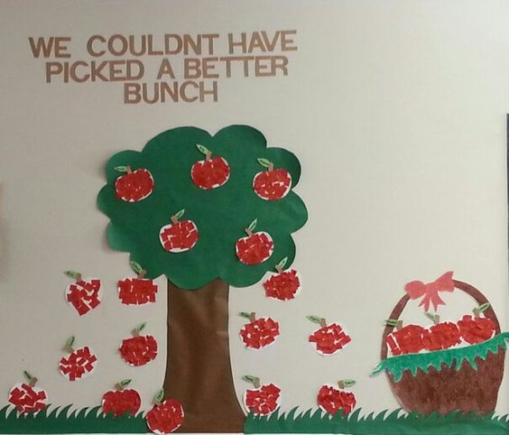 Classroom Decor Templates : Our fall decor for wall outside classroom cut out