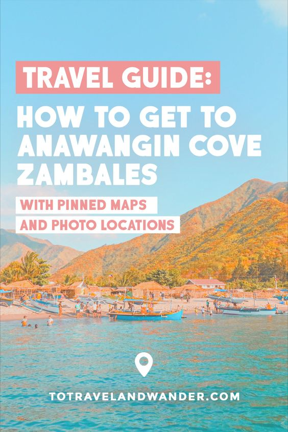 Travel Guide: How To Get To Anawangin Cove