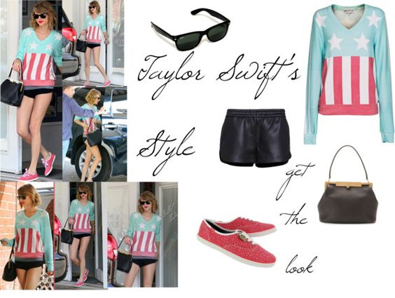 """Taylor Swift~shopping tour"" by style-lover-me on Polyvore"