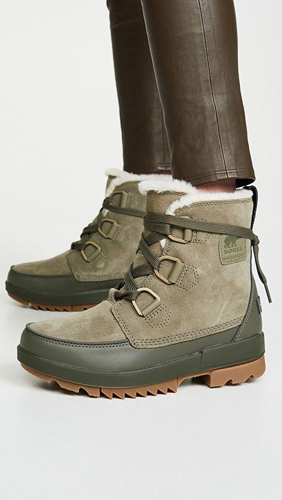 Top Winter Short Boots