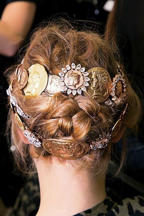 Handmade Hairstyle Fine Photo Hair Styles Hair Accessories Hair Trends