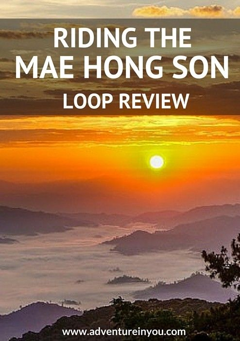 Heading to Thailand? Check out this review of the scenic Mae Hong Son Loop for an unforgettable few days