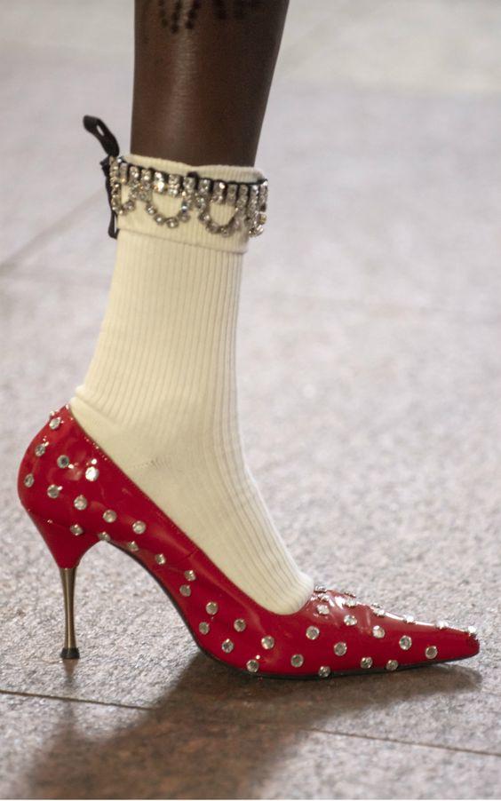 Stylish Colorful Shoes