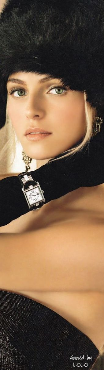 Valentina Zelyaeva for Ralph Lauren | LOLO❤︎