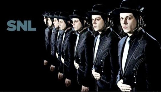 Jack White's new track Sixteen Saltines!!!!