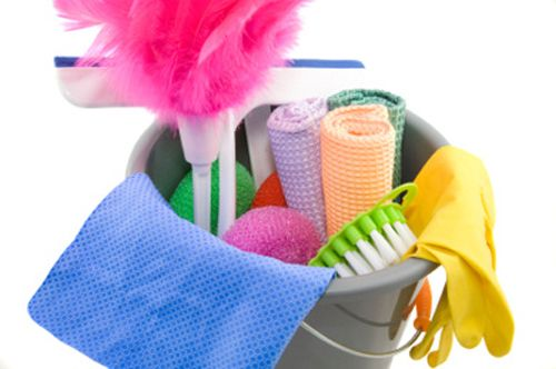 Spring Cleaning : Tips To Spring Clean Fast #organizing