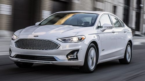 Tech In Fusion 2019 Ford Fusion Debuts With New Driver Assist