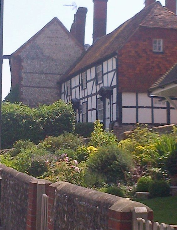 High Street, Steyning, West Sussex.