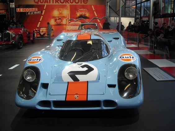 Porche 917 le Mans