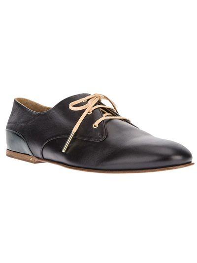 CHLOÉ Lace-Up Shoe