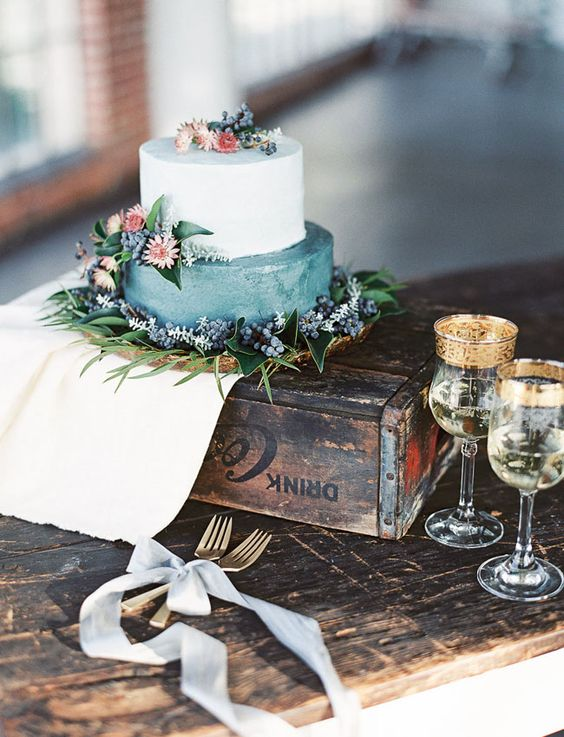 Modern Organic Wedding Inspiration