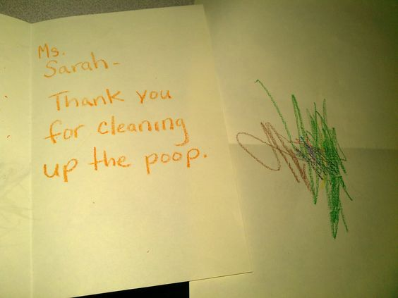 16 Adorably Concerning Kids Drawings