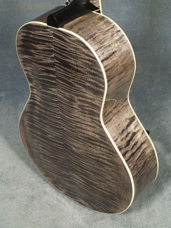 Weber Archtop Guitar: Black Ice, c.2011, (SN: No. 1)