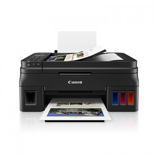 Canon Pixma G4010 Refillable Ink Tank Wireless All In One With