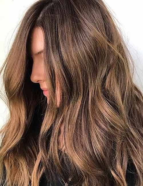 30 Best Shades Of Brown Hair Color Which One Is Perfect For You Brown Hair Shades Toffee Hair Color Brown Hair Colors