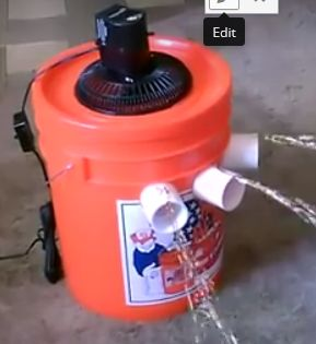 Using a couple of buckets, some PVC and a portable fan you can create this kickass 5 Gallon Bucket Air Cooler that you'll wish you had last summer. This thing is super easy to make and it will cool down your homewithout having to usea heavy, electricity hogging air conditioner. Almost everyone uses air conditioning …