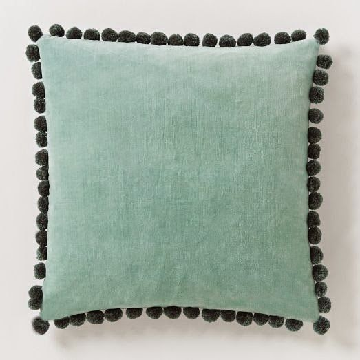 Love these purdy pillows suggested by @bolandjenn of Home Proper Interiors.