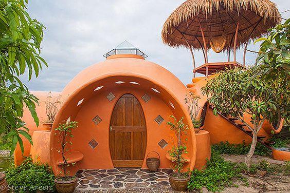 09 - Casa Dome, Tailândia.