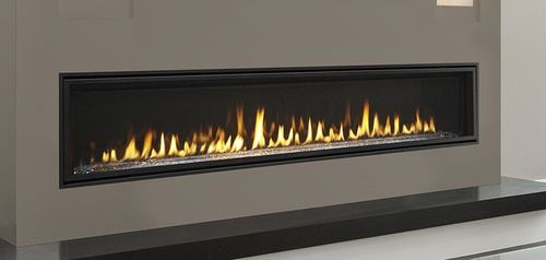 Majestic Echelon Ii 72 Gas Fireplace With Images Gas
