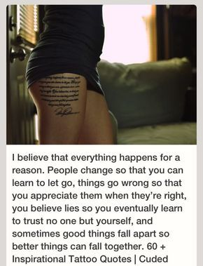 Thigh Quotes : thigh, quotes, Thigh, Tattoos, Tattoo, Quotes,, Tattoos,