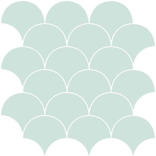 Inhome Shell Peel And Stick Backsplash Tiles Lowes Com In 2021 Peel Stick Backsplash Peel N Stick Backsplash Stick On Tiles