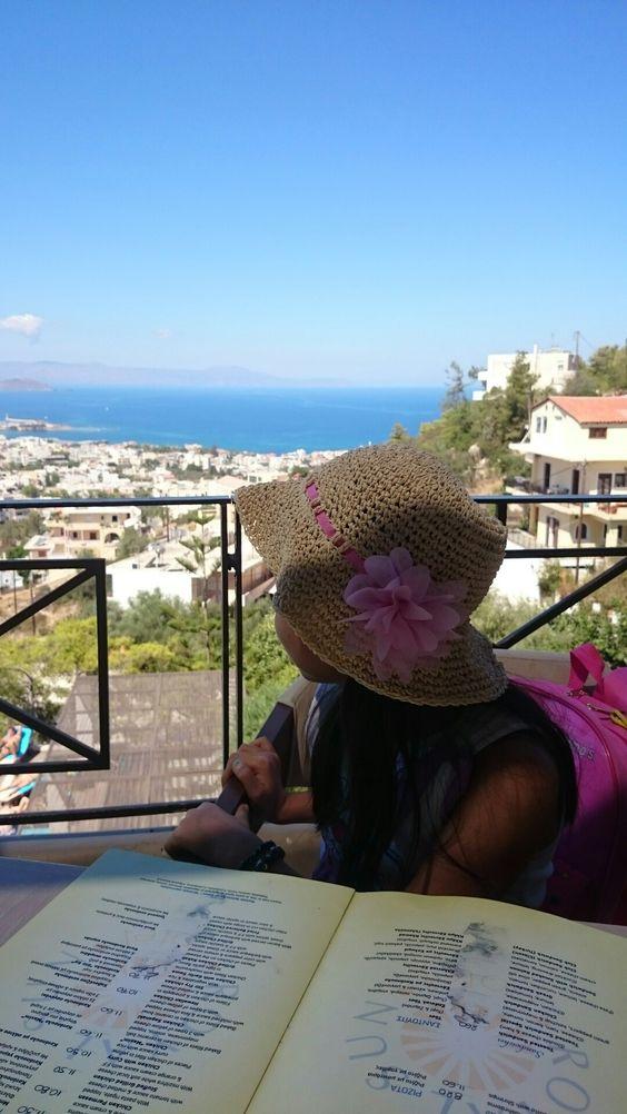 Crete, Chania 2016 August.  Royal Sunset hotel.