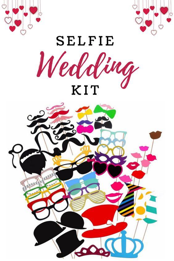 Dettagli inaspettati e oggetti simpatici: tanti gadget per il matrimonio per personalizzare tutti i momenti delle tue nozze, da regalare agli invitati come ricordo o da conservare per le tue future feste. Perché il matrimonio è solo l'inizio di una lunga avventura fatta di momenti di gioia e di ricordi spensierati e tenerissimi. #weddingtime #eBay4Wedding #weddingideas #photobooth