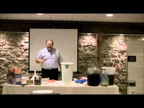 Elderberry Winemaking Workshop, Part 1