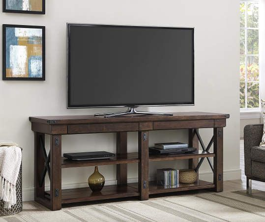 Espresso Brown Tv Stand In 2020 Altra Furniture Living Room Tv Furniture