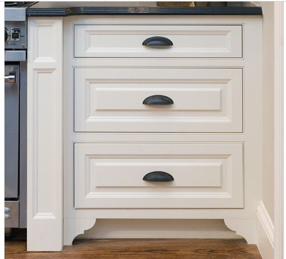 Under Cabinet Molding: Decorative Accents: Kitchen Base Cabinets With Feet