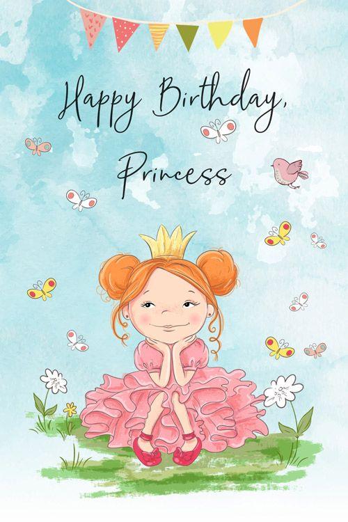 Happy Birthday Princess Happy Birthday Kind