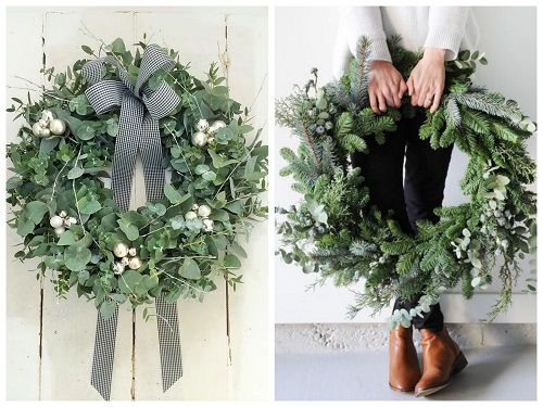 Fresh Christmas Wreaths.Diy Fresh Christmas Wreaths Dutch Flower Auction Direct Blog